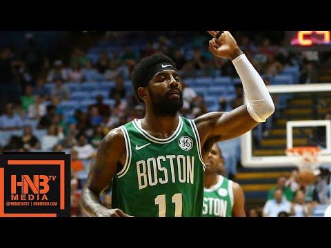 Boston Celtics vs Charlotte Hornets Full Game Highlights | 28.09.2018, NBA Preseason