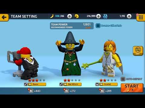 Pertarungan yang SENGIT Lego Q&C MP3