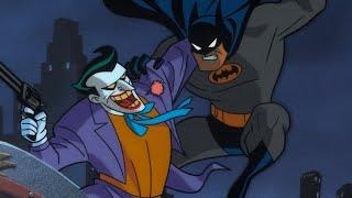 Batman: The Animated Series Cast Does Famous DC Impressions - Comic Con 2018