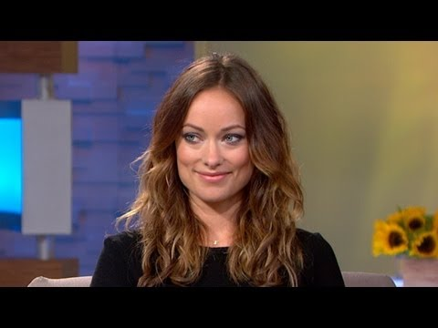Olivia Wilde Interview on  'Drinking Buddies' Skinny Dipping, and Fiance Jason Sudeikis