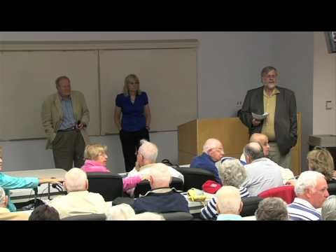 2011 Frontiers in Science - The Gulf Oil Spill: FAU's Science at Work