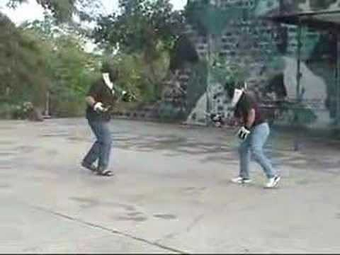Sgt. Baltazar VS Ron Kosakowski - Kali stick fighting Image 1