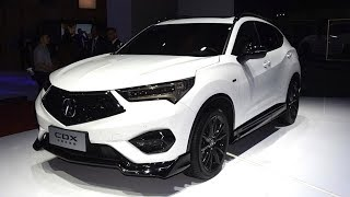 2019 ACURA CDX - EXTERIOR AND INTERIOR - AWESOME SUV