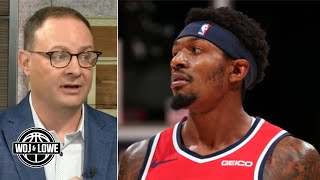 Woj: The Wizards haven't given up hope on re-signing Bradley Beal | Woj & Lowe