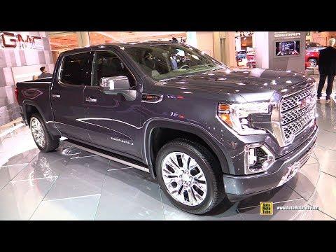 2019 GMC Sierra Denali - Exterior and Interior Walkaround - 2018 New York Auto Show