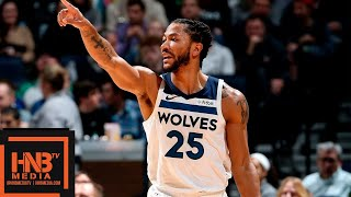 Minnesota Timberwolves vs Sacramento Kings Full Game Highlights | 12.17.2018, NBA Season
