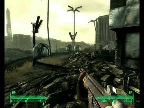 Fallout 3 pc Gameplay Fallout 3 pc Gameplay 2
