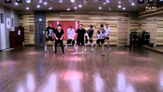 Download lagu [CHOREOGRAPHY] BTS (방탄소년단) 'We Are Bulletproof Pt.2' dance practice
