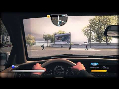 Ford Crown Victoria Review Test Drive On Driver San Francisco 2011