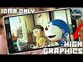 10mb Doraemon Unreleased Game | Best Graphics | Doraemon Android Game