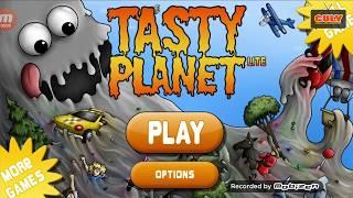 Chơi chú vi rút tinh nghịch nuốt tất cả mọi thứ Tasty Planet Lite cu lỳ chơi game vui nhộn