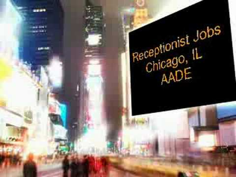 Receptionist Jobs Chicago, IL
