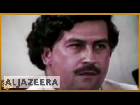 Pablo Escobar - Drug baron and local saint - 21 March 08 Video