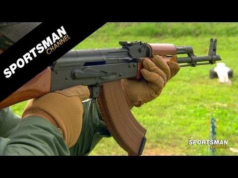 Meet The AK Family of Guns