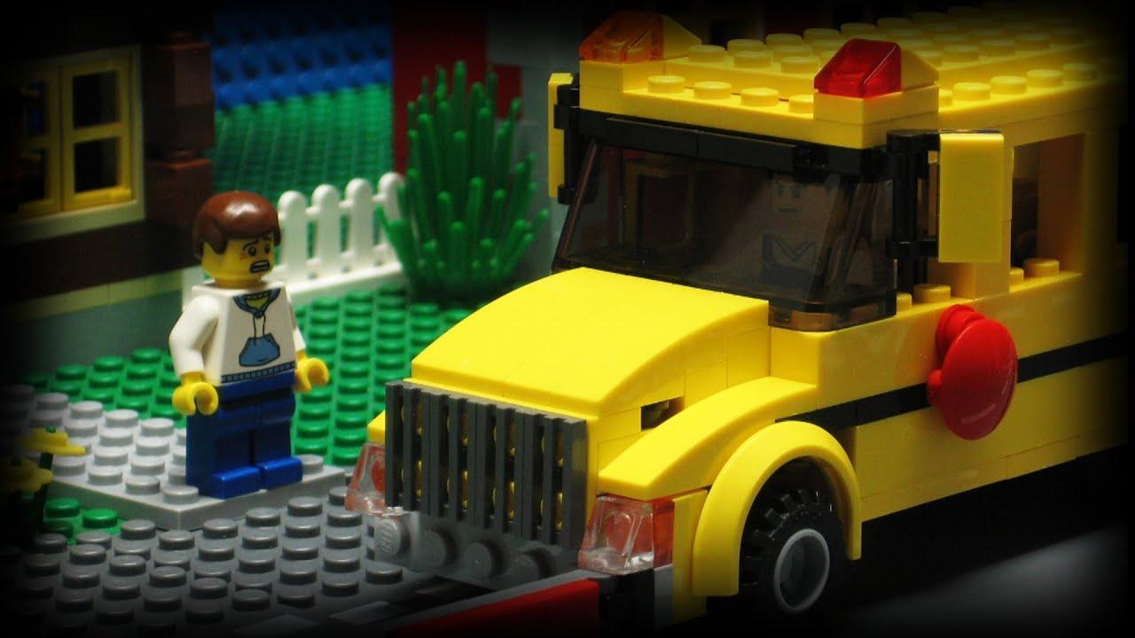 halloween bus youtube