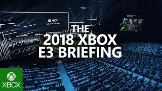 Xbox E3 Briefing 2018 in under 3 minutes