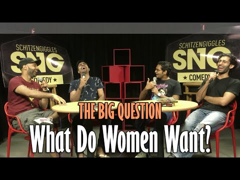 SnG: What Do Women Want? | The Big Question Episode 2 | Video Podcast