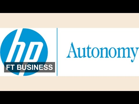 HP v Autonomy explained
