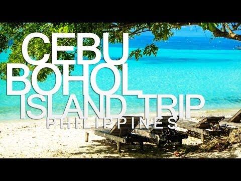 Cebu Island Hopping - Bantayan Island,Panglao Island,Bohol,Philippine Beaches