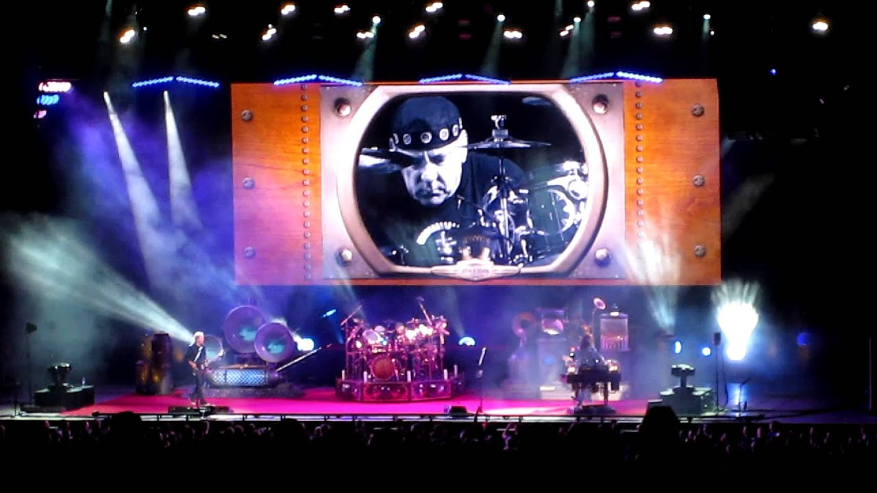 Rush Concert Wallpaper Rush Concert Tampa Florida