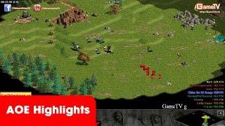 Aoe Highlights - 3 Palmyran sức mạnh khủng khiếp