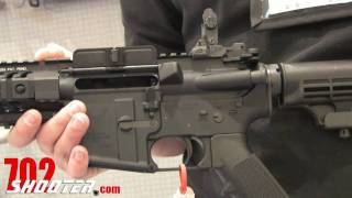 Stag Arms Left Handed AR-15 Rifles at 2011 SHOT Show