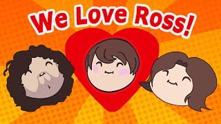 We Love Ross! Game Grumps Compilation [Ross mentions, love and hate]