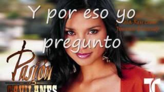Pasion de Gavilanes - Quien es ese hombre(lyrics)