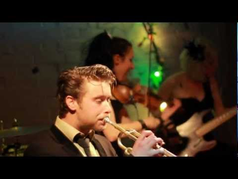 WooHooo Revue - My Beer, Mr Shane (Balkan Gypsy Music)
