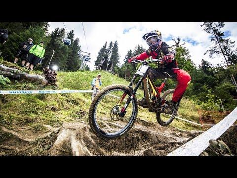 World Class Downhill MTB Racing in Austria - UCI MTB World Cup 2014 Recap