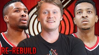 RE-REBUILDING THE PORTLAND TRAIL BLAZERS! NBA 2K19