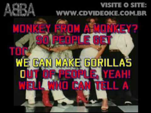 Abba   King Kong Song