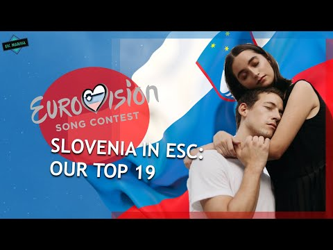 Slovenia In Eurovision: OUR TOP 19 (2001-2019)