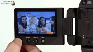 04. Canon EOS C100 Mark II Product Overview Video: Part Two: Internal Features