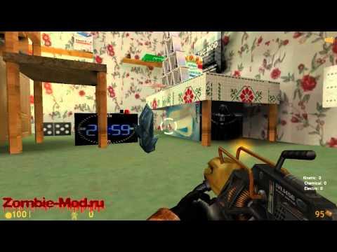 HQ Models ZXC Mod 1.34 Half-Life