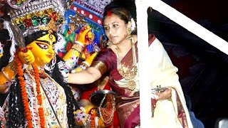 Rani Mukherjee Durga Pooja 2016 Full Video HD