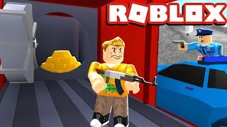 ROBBING THE JAILBREAK TRAIN!