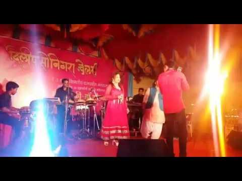 Jiv ranga by Aadarsh shinde & osm  flute pillar must watch