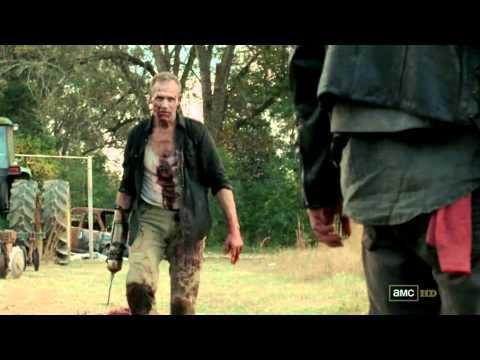 Daryl Merle Merle Walker Daryl Cries