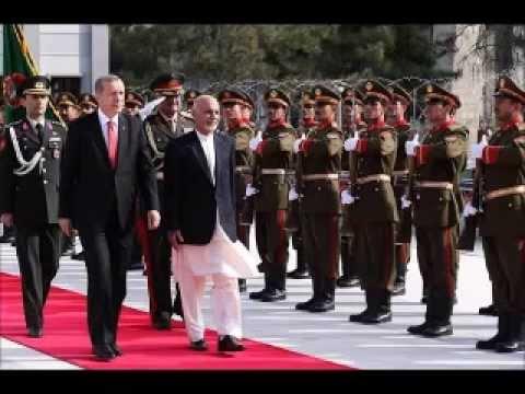 Turkish President Erdoğan historic visit to Afghanistan Angers Iran, NA-Tajiks