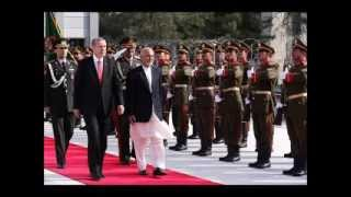 Turkish President Erdoğan historic visit to Afghanistan Angers Iran, Its NA-Tajiks