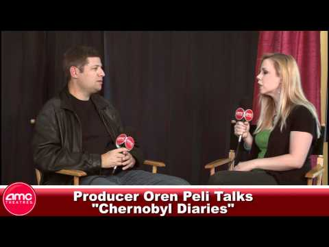 Oren Peli Talks Chernobyl Diaries With AMC Theatres