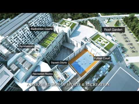 Asia Pacific University (APU) Upcoming New Iconic Campus in Kuala Lumpur, Malaysia (BM) HD