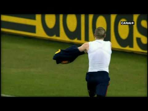 El gol de Iniesta en el Mundial