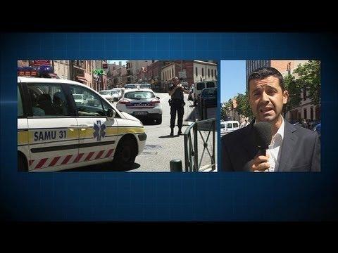 image vidéo Le preneur d'otages de Toulouse a été interpellé
