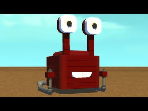 SLOGOMAN WORKSHOP CREATIONS! (Scrap Mechanic)