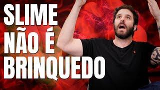 ENGOLINDO SLIME COM MESTRE DO CAPITALISMO | Infernáculo #21