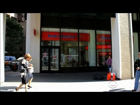 Bank of America to pay record fine for mortgage crisis