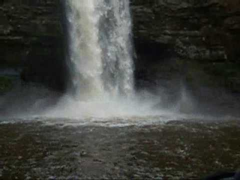 Arkansas Waterfalls - Longpool, Kings Bluff, & Cedar