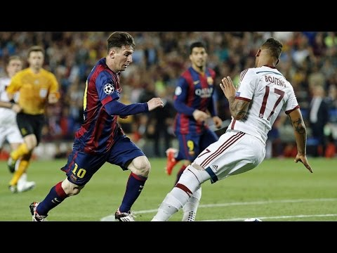 "Lionel Messi Humiliates Great Players HD ""NEW"""